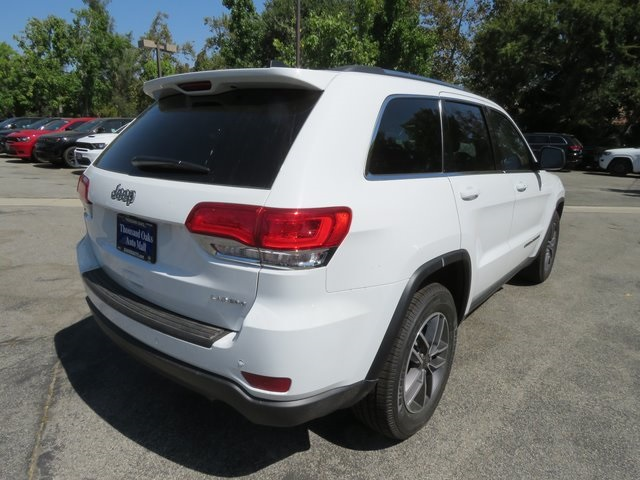 New 2019 Jeep Grand Cherokee Laredo X
