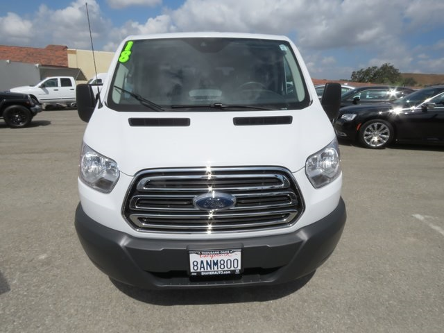 Pre-Owned 2018 Ford Transit-350