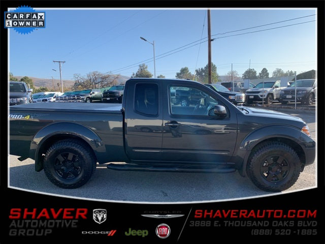 Pre-Owned 2013 Nissan Frontier PRO