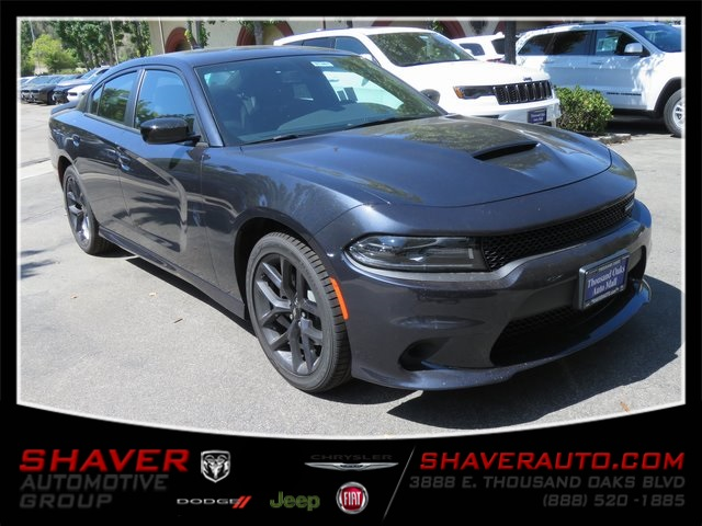 Thousand Oaks Dodge >> New 2019 Dodge Charger Gt Rwd