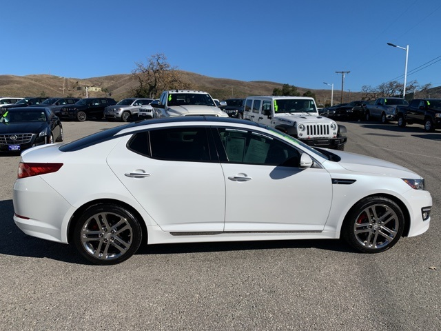 Pre-Owned 2013 Kia Optima SXL