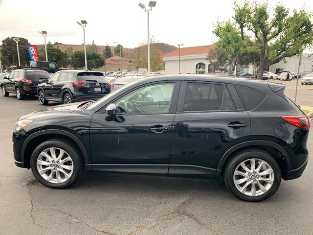Pre-Owned 2014 Mazda CX-5 Grand Touring