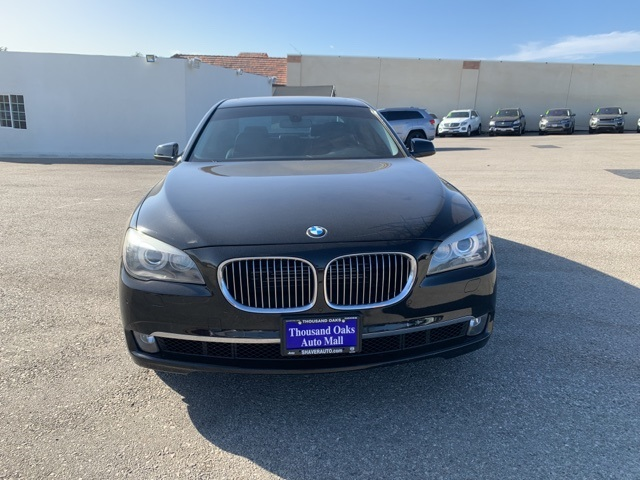 Pre-Owned 2012 BMW 7 Series 750i