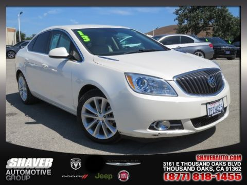 Pre-Owned 2013 Buick Verano Convenience Group