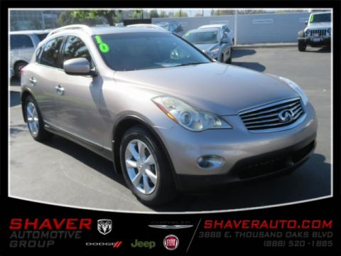 Pre-Owned 2010 INFINITI EX35